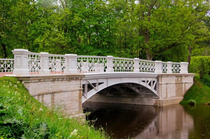 В ГМЗ «Царское Село» отреставрируют мосты, фото-1