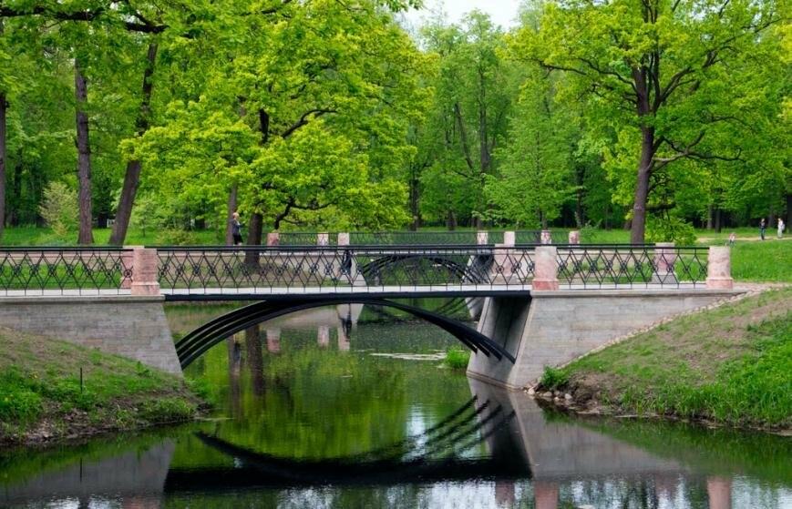 В ГМЗ «Царское Село» отреставрируют мосты, фото-2
