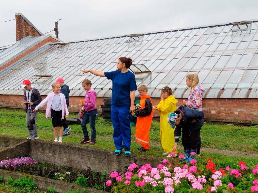 ГМЗ «Царское Село» открыл программу для детей, фото-1