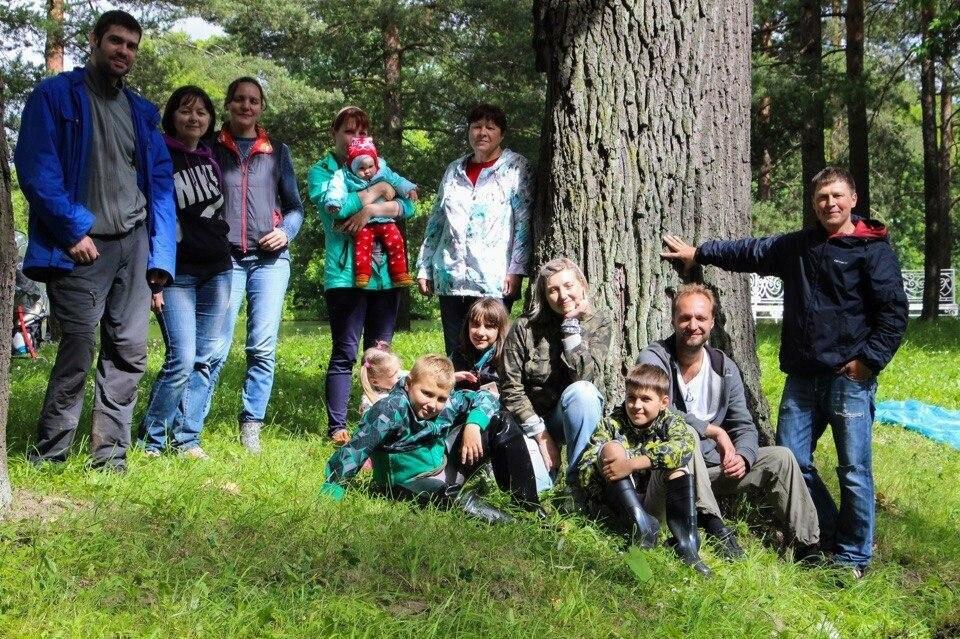 В ГМЗ «Царское Село» приехали волонтеры из Москвы, фото-2