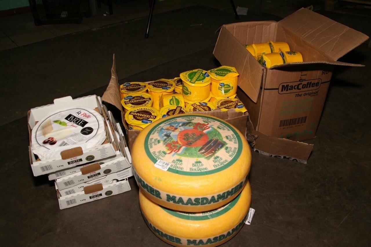 Более 700 килограмм запрещенных к ввозу овощей были обнаружены Пулковской таможней, фото-3