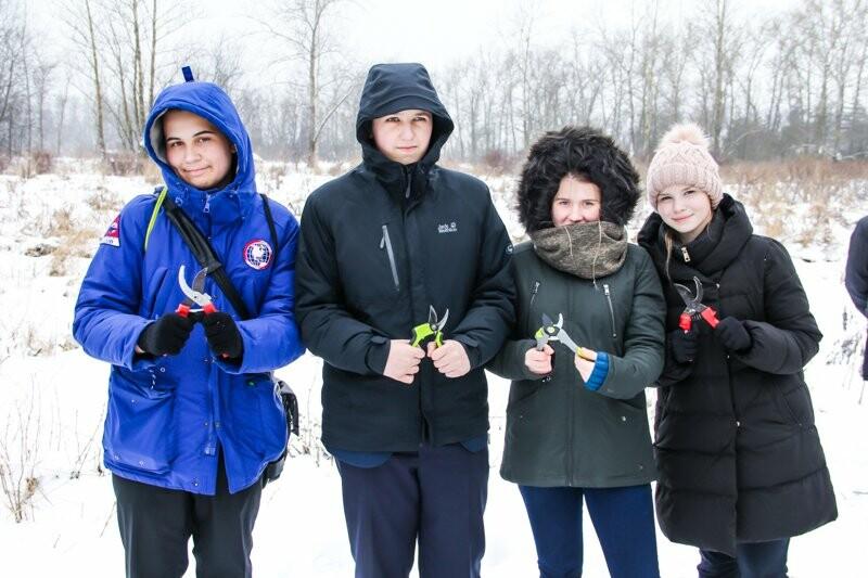 Зима – не помеха садоводам в СПбГАУ, фото-2