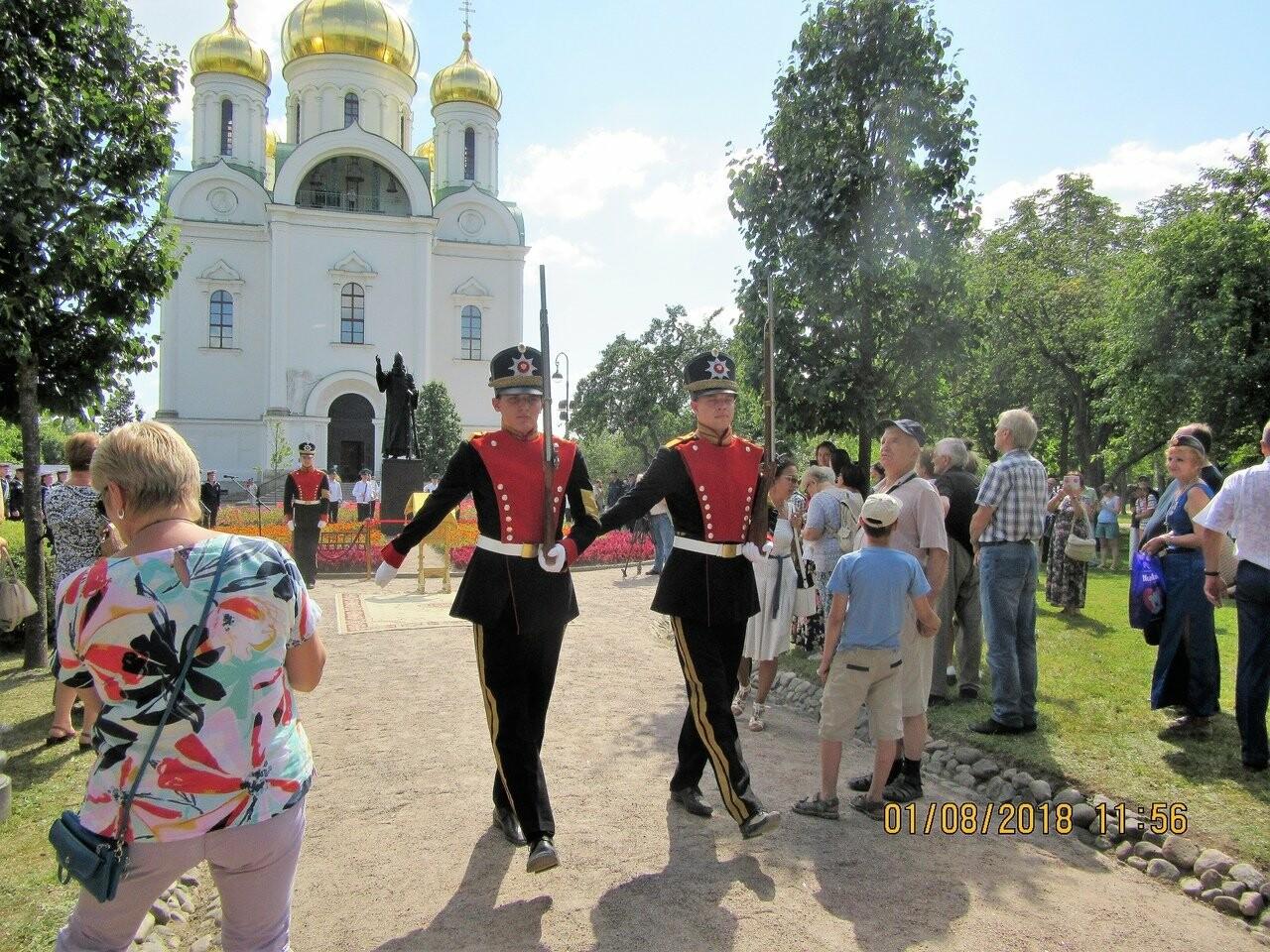 В Пушкине торжественно открыли памятник Великой войне «1914 год», фото-2