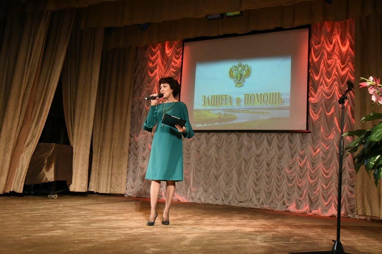 В Пушкинском доме культуры поздравили сотрудников службы уголовного розыска, фото-1