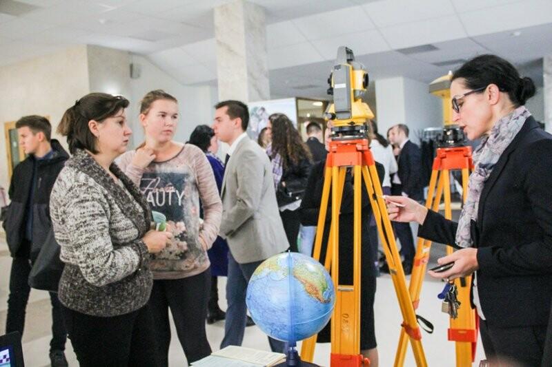 6 октября в СПбГАУ прошел день открытых дверей , фото-6