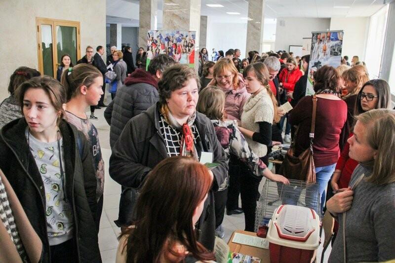 6 октября в СПбГАУ прошел день открытых дверей , фото-3