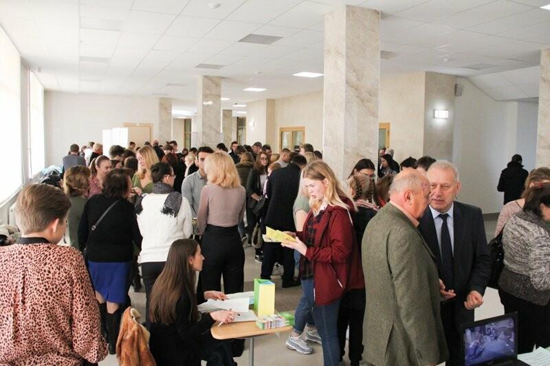 6 октября в СПбГАУ прошел день открытых дверей , фото-1