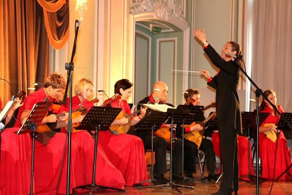 """Участники оркестра """"Перезвоны"""" были награждены грамотой на фестивале , фото-1"""