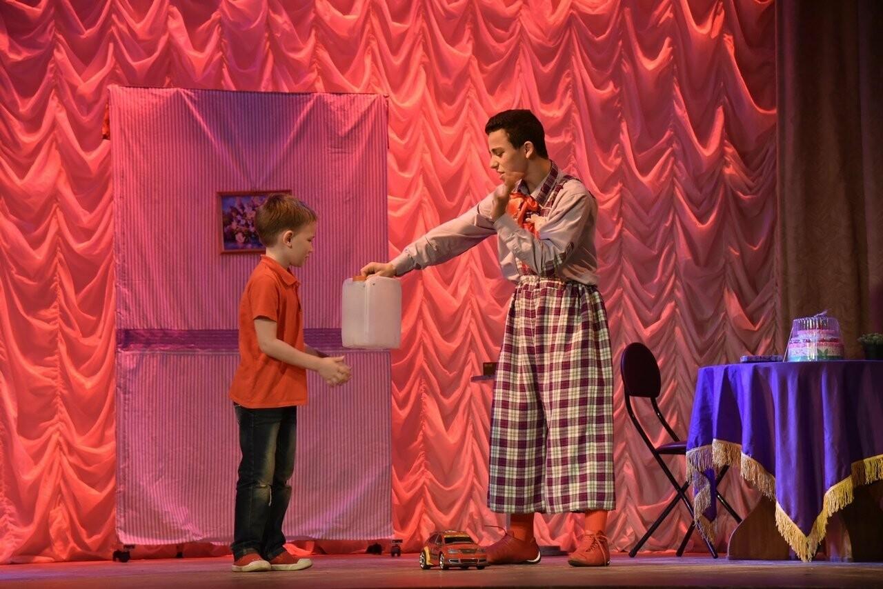 Детская студия «Созвездие» открыла свой новый театральный сезон , фото-3