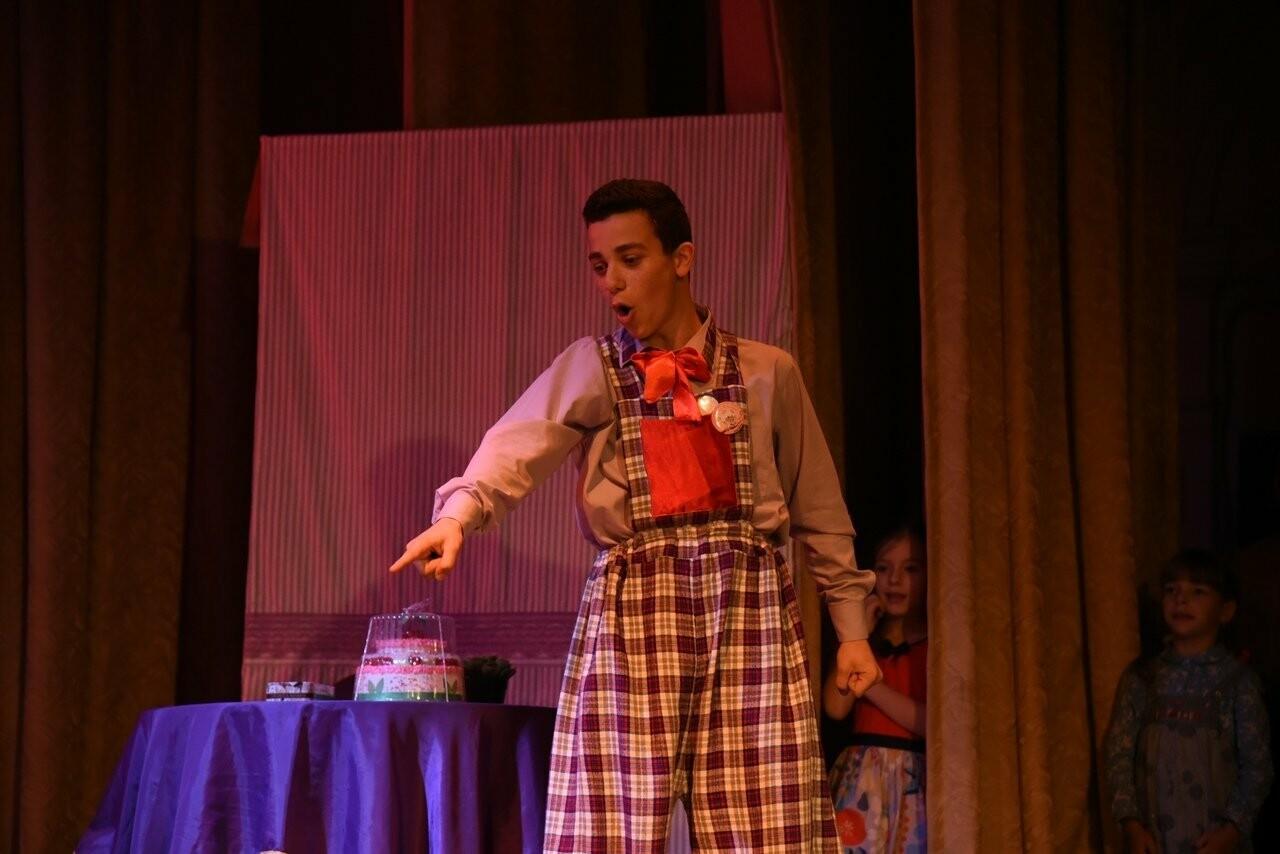 Детская студия «Созвездие» открыла свой новый театральный сезон , фото-2