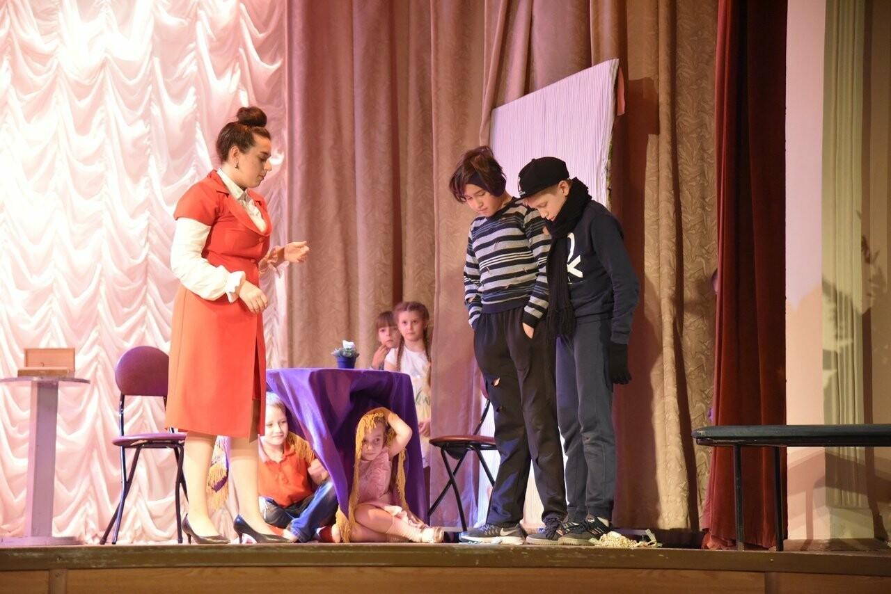 Детская студия «Созвездие» открыла свой новый театральный сезон , фото-4