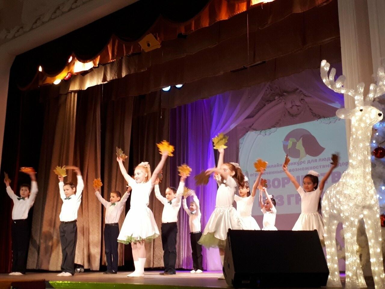 В Пушкинском доме культуры подвели итоги конкурса «Творчество без границ», фото-1