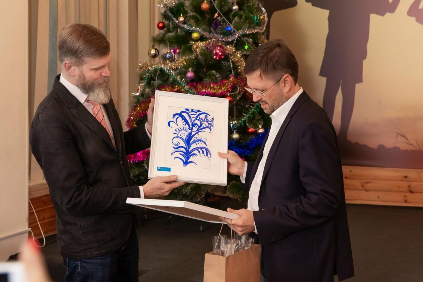 «Детской Деревни – SOS» в Пушкине  передали три миллиона рублей, фото-4