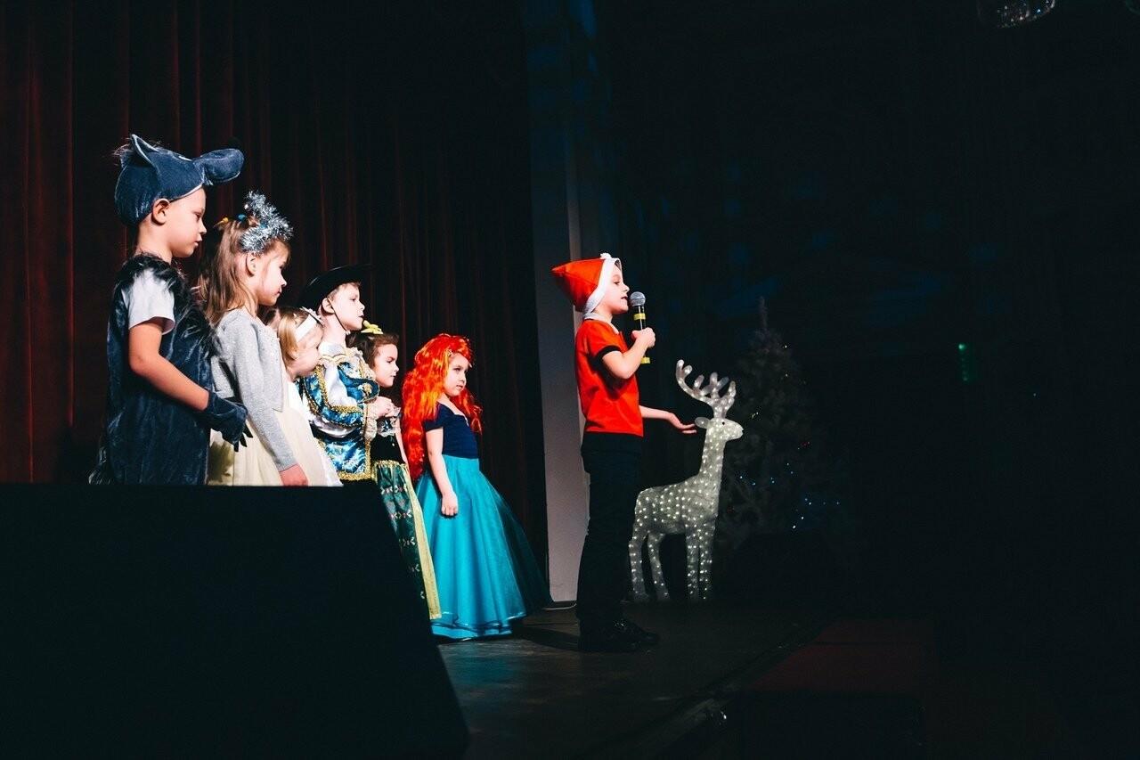 В Пушкинском ДК состоялся «Сказочный переполох», фото-1
