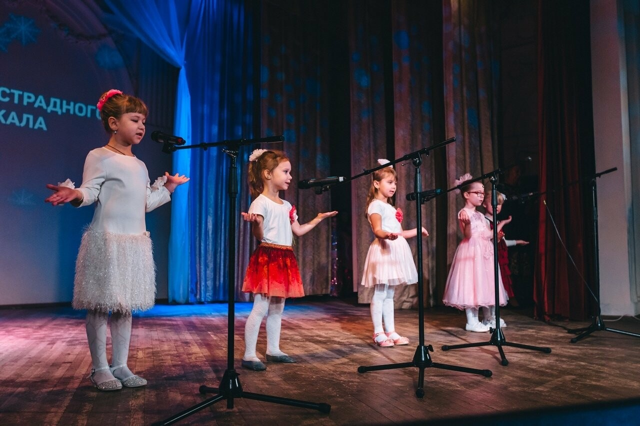 В Пушкинском ДК состоялся «Сказочный переполох», фото-3