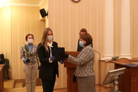 Педагогам дополнительного образования вручили грамоты в Пушкинском районе , фото-1