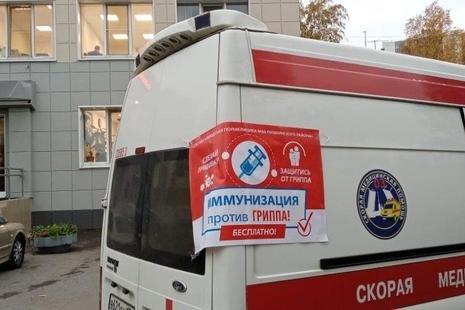 Прививочная кампания против гриппа продолжается в Пушкинском районе , фото-1