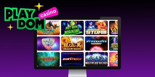 Playdom казино
